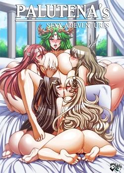 Jadenkaiba – Palutena's Sexy Adventures