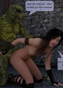 [Sting3D] – Tales of Castle Fuck