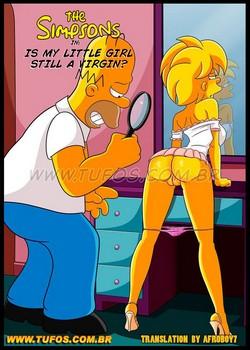 [The Simpsons] – Is My Little Girl Still a Virgin?