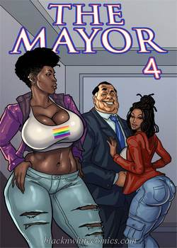 [BlacknWhite] – The Mayor 4