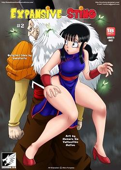 Locofuria-Expansive Sting 2 (Dragon Ball Z)
