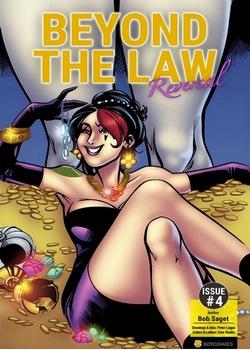 [BotComic] – Beyond the Law – Reversal 4