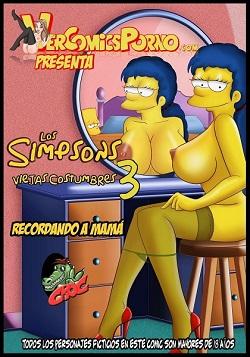 (Croc) Simpsons – Los Simpsons 3