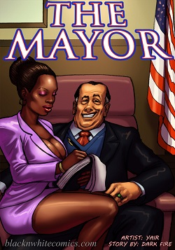 BlackNWhite – The Mayor 1