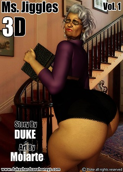 DukeHardcore – Ms Jiggles 3D Vol.1