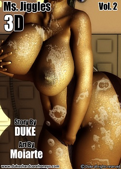 DukeHardcore – Ms Jiggles 3D Vol.2