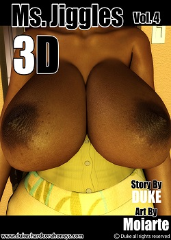DukeHardcore – Ms Jiggles 3D Vol.4