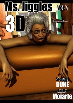 DukeHardcore – Ms Jiggles 3D Vol.7