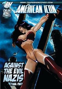American Icon – Against the Evil Nazis vol.03