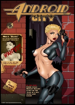 James Lemay – Android City
