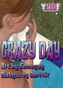 Y3DF – Crazy Day