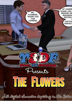 Y3DF – The Flowers 1