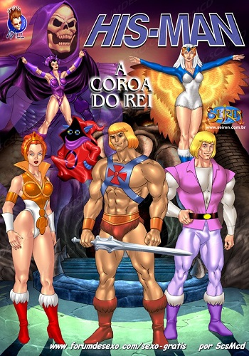 He-Man – King of the Crown Comp (Seiren)