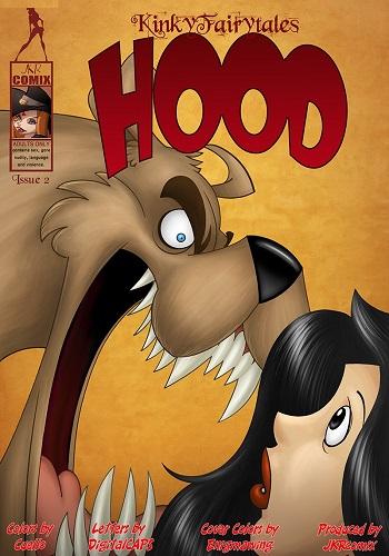 JKR Comix – Hood 2