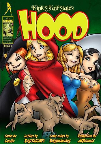 JKR Comix –Hood 1