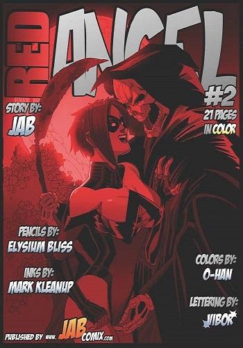 [JabComix] Red Angel 2