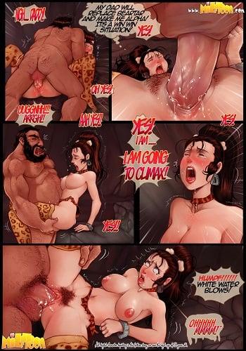 Porno-Comic-Website