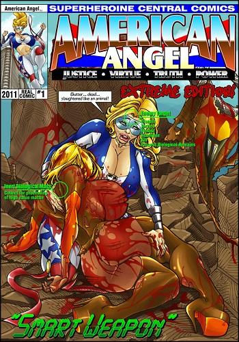 Superheroine Central – American Angel
