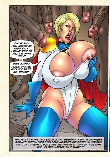 Superheroine Central – StarBusty Unbelievable