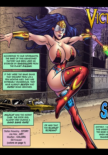 Superheroine Central – The Smuggling