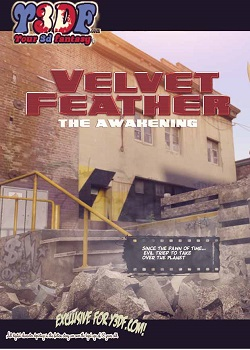 Y3DF – Velvet Feather 1
