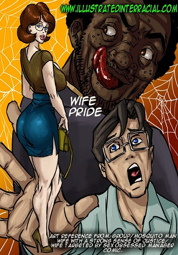 Illustrated Interracial Porn Comics