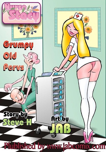 Jab Comix – Nurse Stacy 01