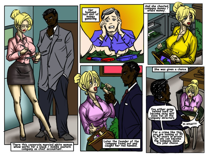 free cartoon porn comics secretary