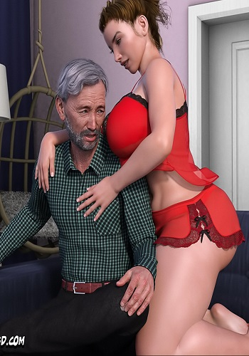 CrazyDad3D – Father in law at Home 6