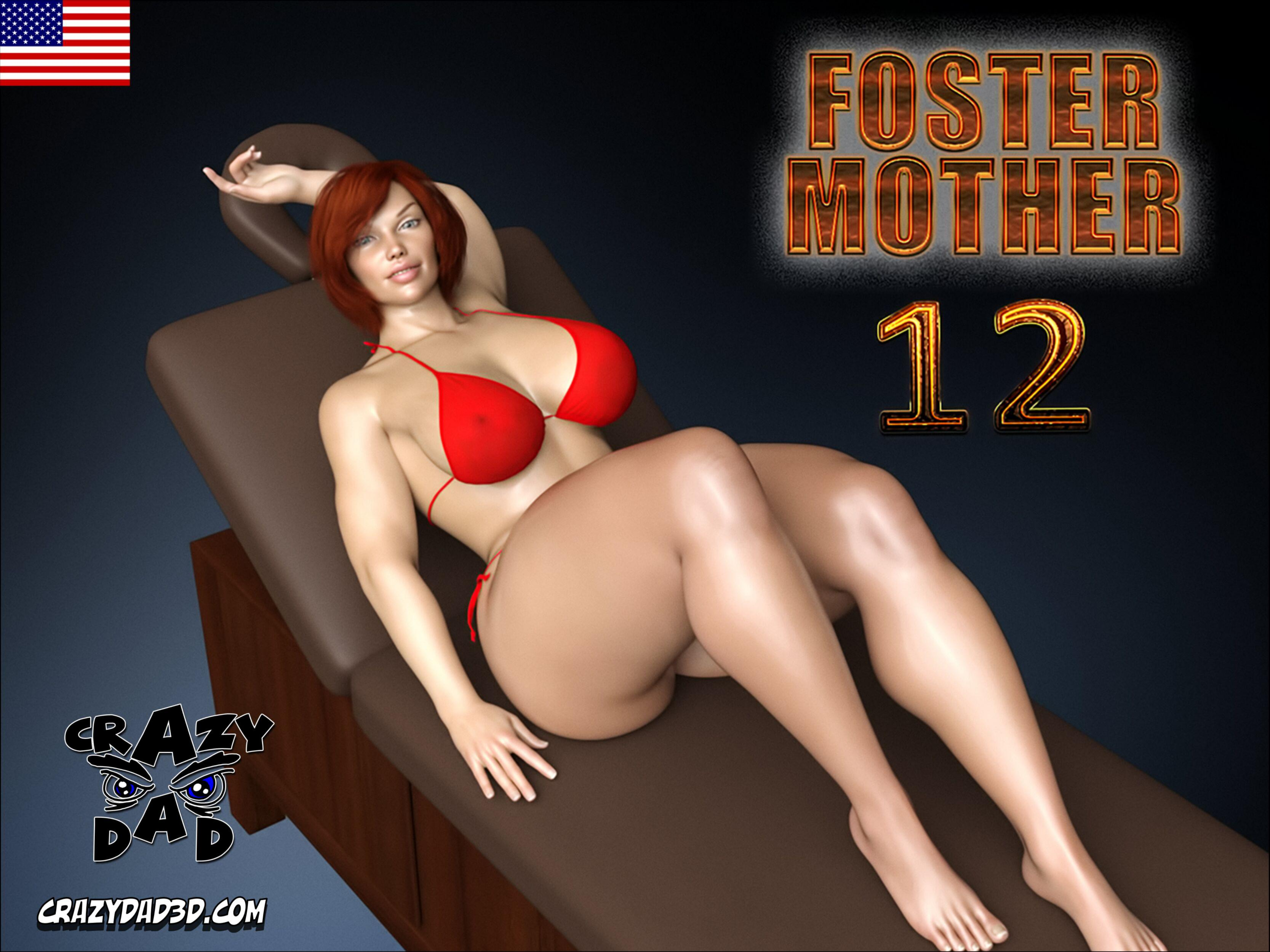 Foster Mother 12 Porn Comic