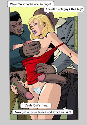 Interracial – Wives Wanna Have Fun Too