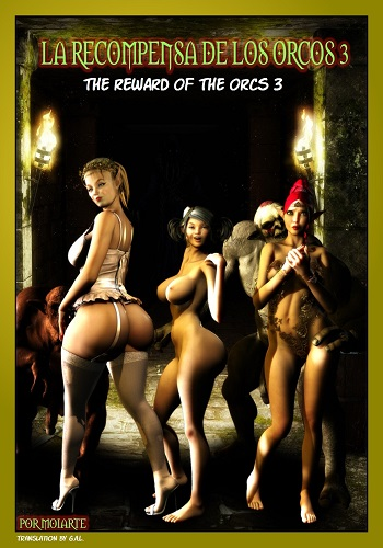 Moiarte – THE REWARD OF THE ORCS VOL.3