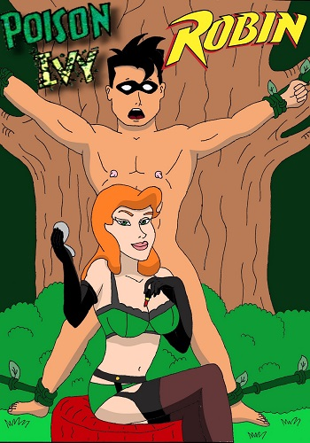 Poison Ivy & Robin – Elicitation of his Intimate Seed