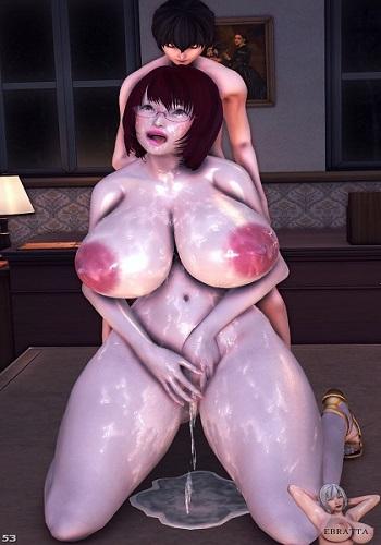 [Ebratta] My Hot Mother 2
