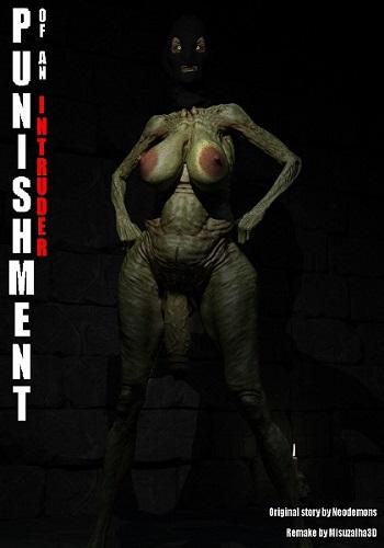 Misuzalha3D – Punishment of an Intruder Reborn