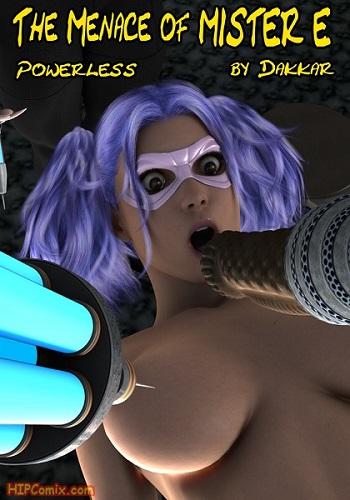 Dakkar – Menace of Mister E – Powerless