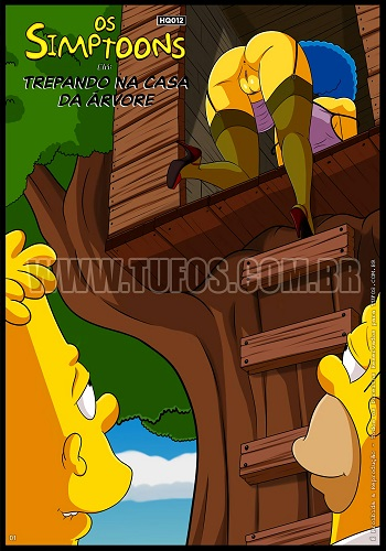 Os simpsons – Fucking in the Treehouse
