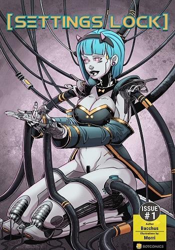 Bot Comics [Settings Lock] # 1