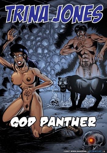 Dangerbabe Central- Trina Jones – God Panther