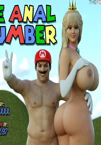 The Foxxx – The Anal Plumber (Super Mario)