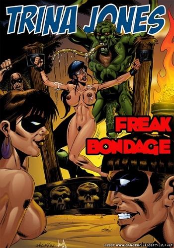 Trina Jones – Freak Bondage