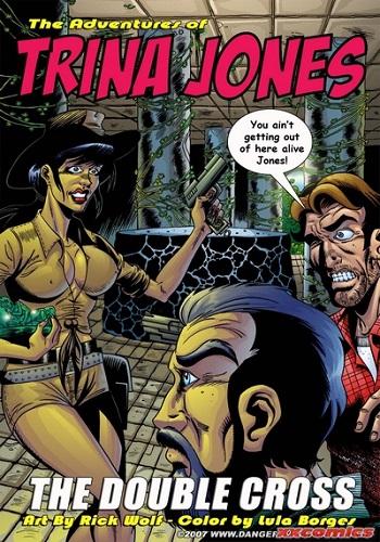 Trina Jones – The Double Cross