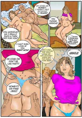 Milftoon- Lesson In Manners
