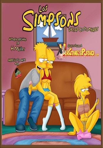 Simpsons-BART CACHINDO-English