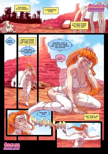 Teasecomix – Lillys Song