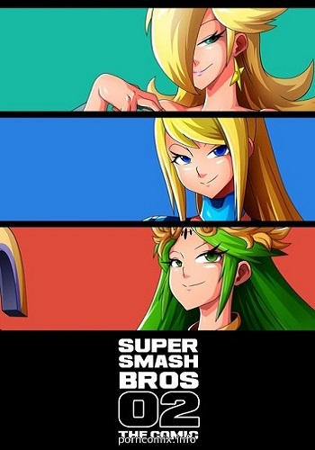 Witchking00 – Super Smash Bros 02