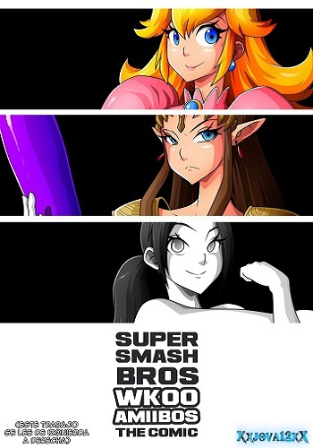 Witchking00 – Super Smash Bros