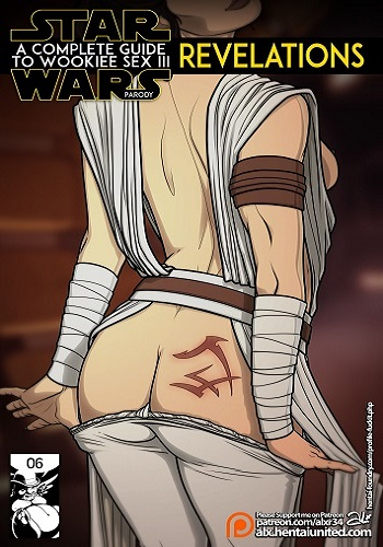 (Alx) Star Wars A Complete Guide to Wookie Sex 3