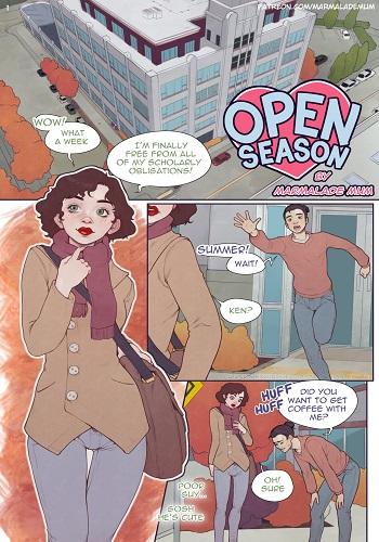[Marmalade Mum] Open Season