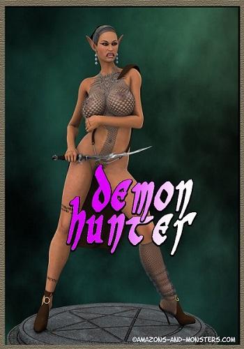 [Amazons – Monsters] – Demon Hunter
